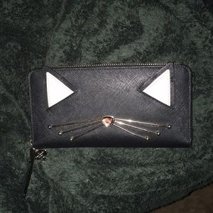 AUTHENTIC Kate Spade kitty wallet!